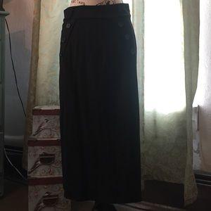 Dresses & Skirts - Pencil skirt- long-classy - thick spandex